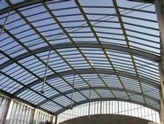 High Strength Bolt Poultry Farm Structure By Hot dipped Galvanized Treatment