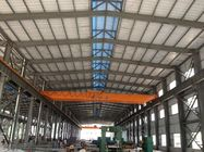 Galvanized C Purlines with Prefabricated Garage Steel Frame Fast Installation
