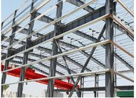 Q345B Standard H Type Workshop Steel Structure /  Building Steel Frame
