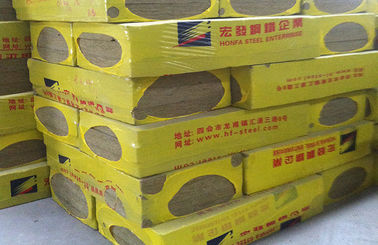 30mm Flame Resistant Wool Rock Insulation For Walls And Ceilings