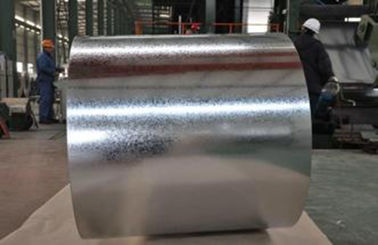 Zinc Coated Strips Hot Dipped Galvanized Steel Coils Corrosion Resistant
