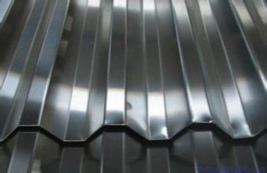 Buildings Roofing Systems Hot Dipped Galvanized Steel Coils For Steel Tiles In Regular Spangles