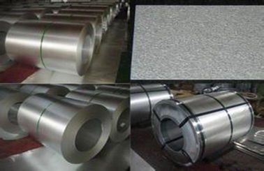 Resist Corrosion Pre Painted Galvalume Sheets High Strength Low Alloy Steel